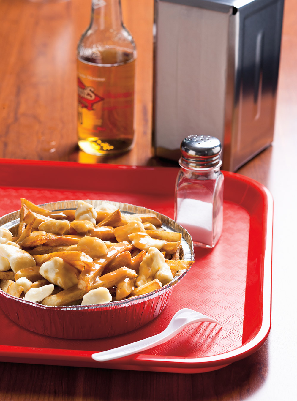 Sauce brune à poutine et à hot chicken | ricardo
