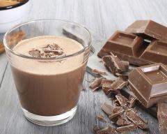 Recette smoothie tendresse au chocolat, café et moka