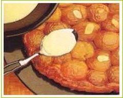 Recette tarte tatin aux fruits de saison