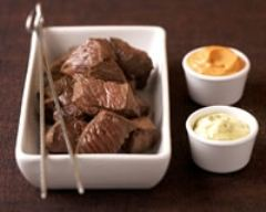 Recette fondue bourguignonne