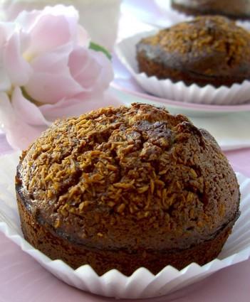 Recette de petits moelleux au chocolat et noix de coco râpée