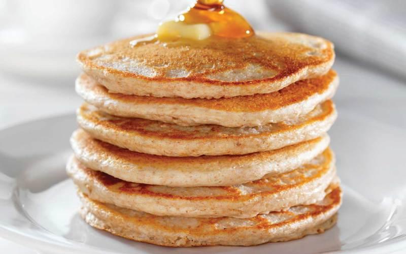 Recette pancakes express pas chère et express > cuisine étudiant