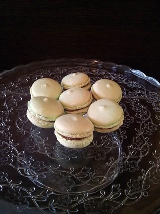 Recette de macarons figue et foie gras