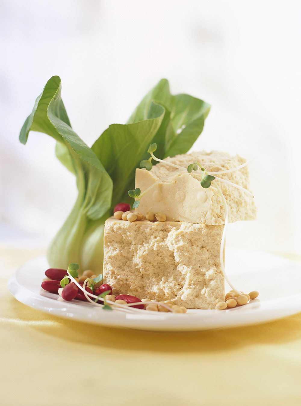 Nouilles soba au tofu poêlé | ricardo