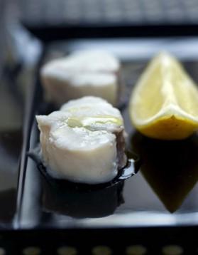 Lotte en croûte de sel et citrons à l'anglaise pour 4 personnes ...
