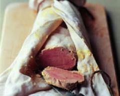 Recette foie gras au torchon