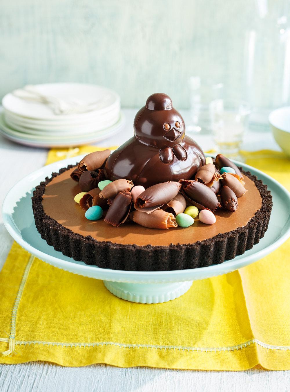 Tarte cocotte au chocolat | ricardo