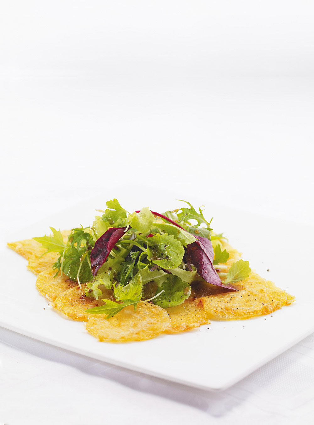 Tarte fine de pommes de terre et fromage gruyère | ricardo