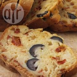 Recette cake au jambon et aux olives en cocotte