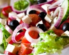 Recette salade à la grecque