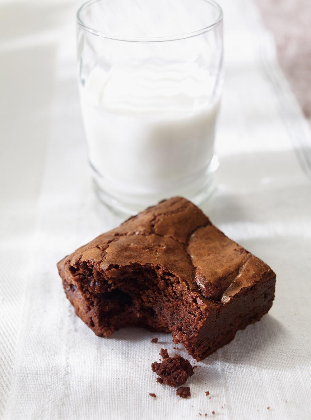 Brownies à la menthe | ricardo