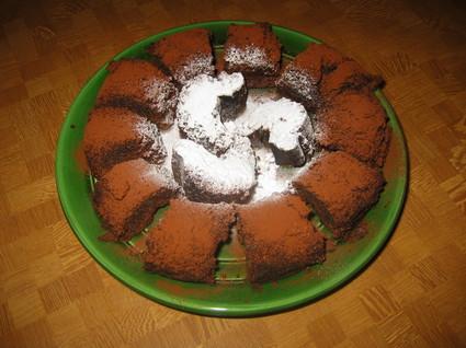 Recette de gâteau au chocolat, amandes et miel