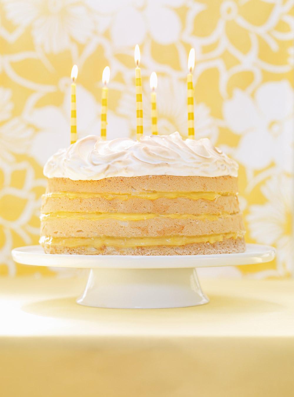 Gâteau tarte au citron | ricardo