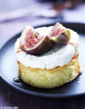 Sabl s mascarpone et figues fra ches pour 6 personnes - Cuisiner figues fraiches ...