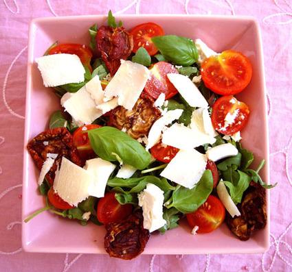 Recette de salade fraîcheur à l'italienne