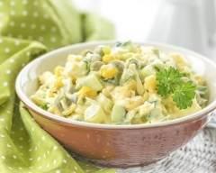 Recette salade de maïs