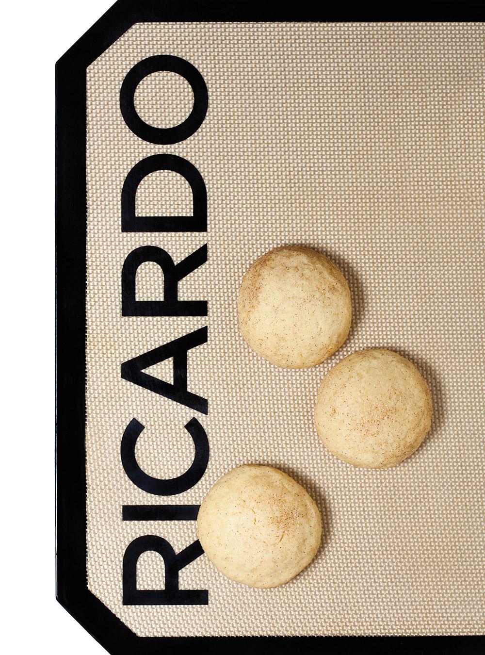 Biscuits à la cannelle (snickers doodles) | ricardo