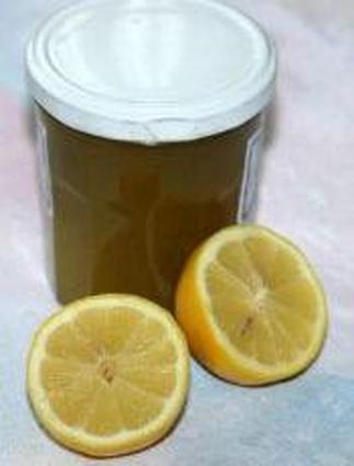 Recette de confiture de 2 courgettes au citron