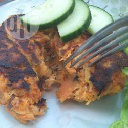 Recette croquettes au saumon et patate douce – toutes les recettes ...
