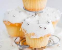 Recette cupcakes à la vanille