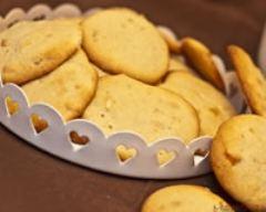 Recette biscuits aux pignons et aux écorces d'orange