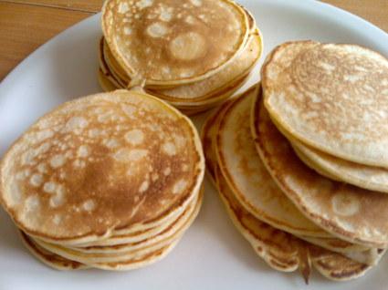 Recette de pancakes classiques