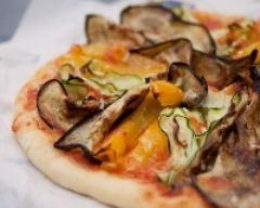 Recette pizza vegetariano