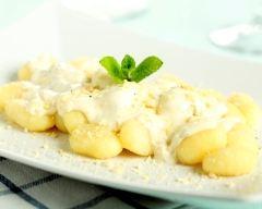 Recette gnocchis aux 3 fromages