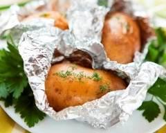 Recette pommes de terre spécial barbecue