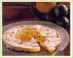 Recette gâteau au fromage blanc et aux raisins secs