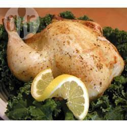 Recette poulet rôti au citron et au paprika – toutes les recettes ...