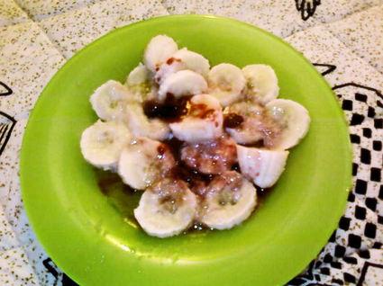 Recette de délice de banane