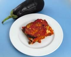 Recette aubergines parmesan au four