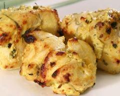 Recette poulet au citron, yaourt et épices indiennes