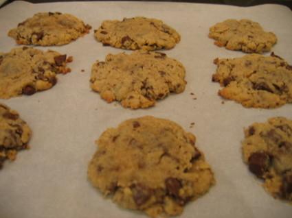 Recette de cookies (recette de laura todd)