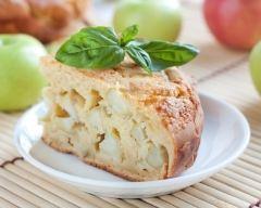 Recette gâteau aux pommes moelleux