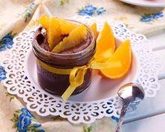 Recette mousse au chocolat à l'orange