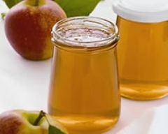 Recette gelée de pommes
