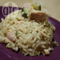 Recette risotto au poulet et courgettes – toutes les recettes allrecipes