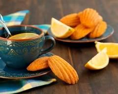 Madeleines au citron | cuisine az