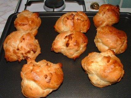 Recette de pommes dauphines en pâte à choux