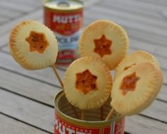 Recette sucettes thon-tomate