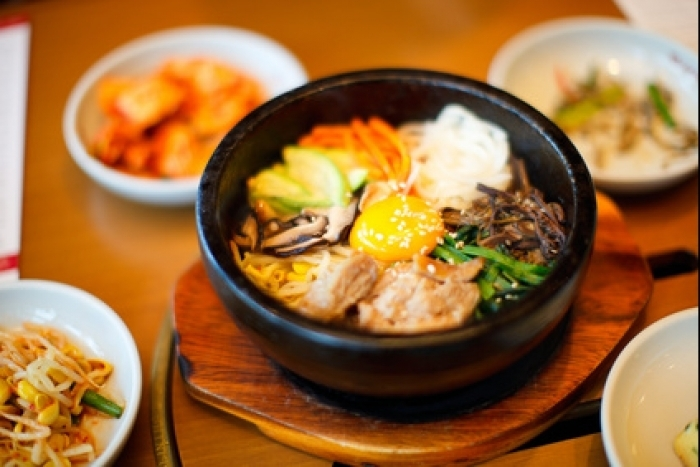 Recette de bibimbap coréen facile et rapide