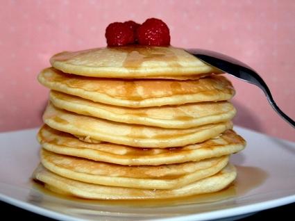 Recette de pancakes ultra moelleux