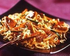 Recette sauté de poulet et légumes à l'asiatique