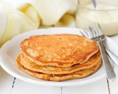Recette pancakes faciles et sans gluten