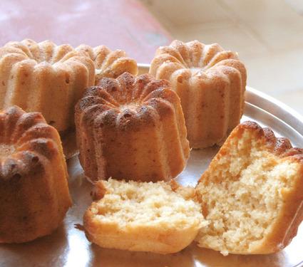Recette de muffins moelleux miel-citron-thym