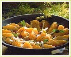 Recette salade d'oranges au fenouil