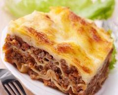 Recette lasagnes cuisson rapide