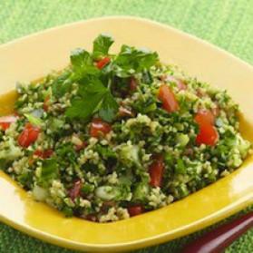 Salade taboulé du moyen-orient pour 12 personnes